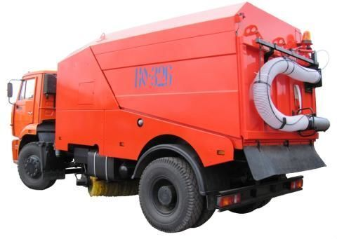 метачна машина КАМАЗ КО-326-02