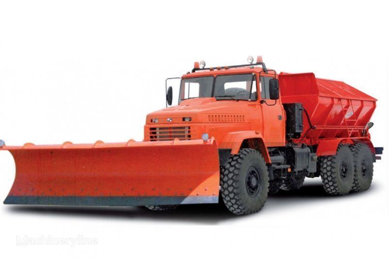метачна машина КРАЗ 6322 МДКЗ-30 Комбинированная дорожная машина