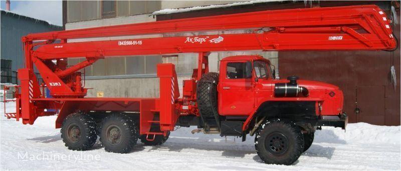 пожарна автостълба КАМАЗ 43253, 43502