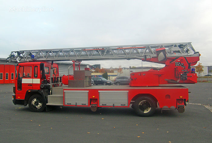 пожарна автостълба VOLVO FL-614