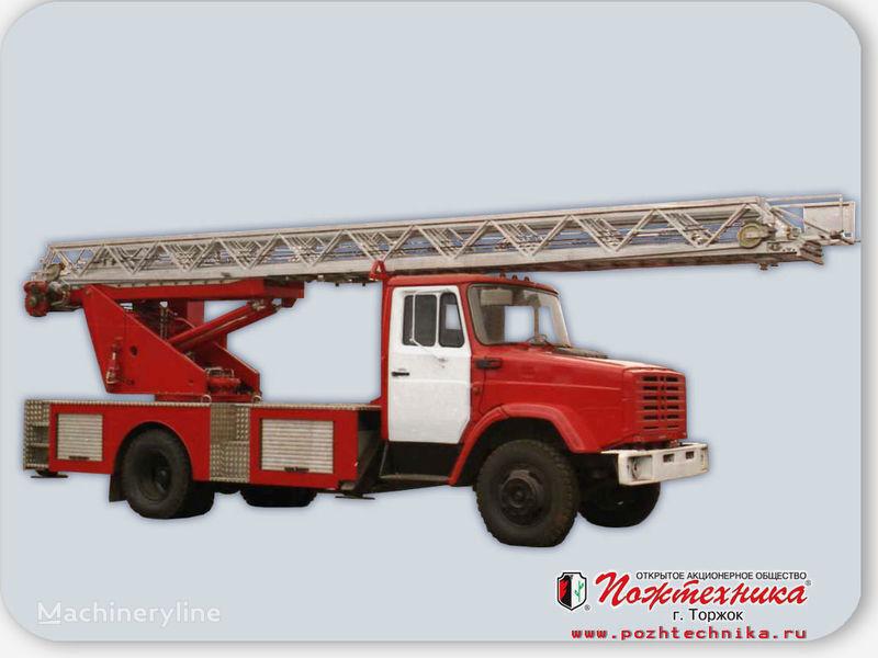 пожарна автостълба ЗИЛ АЛ-31