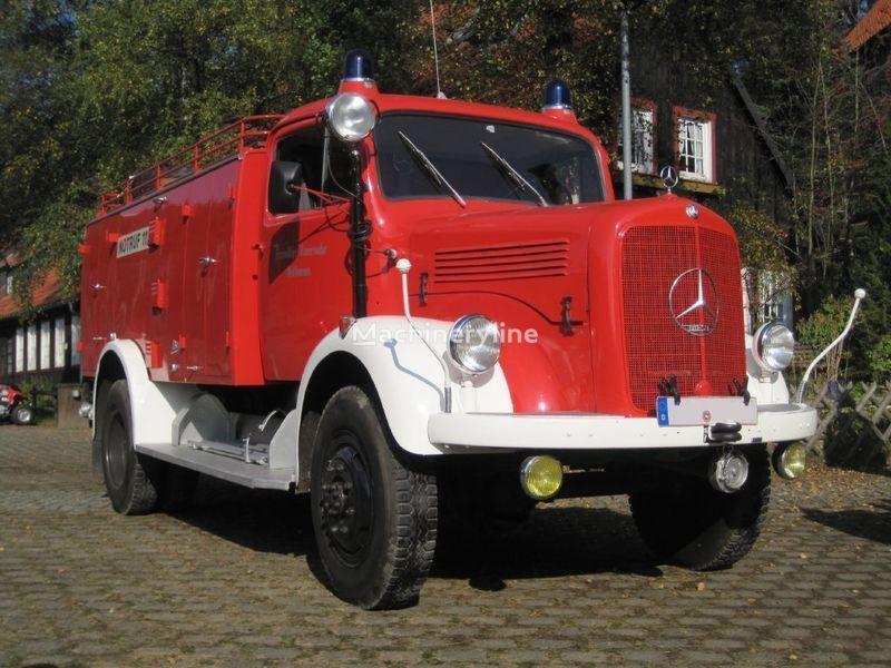 пожарна кола MERCEDES-BENZ LAF 311 Oldtimer