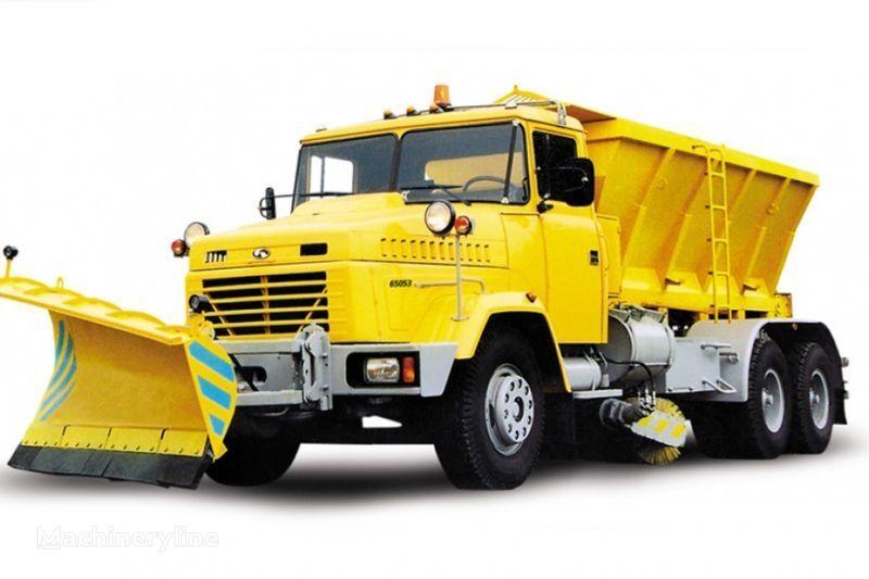 снегорин КРАЗ 65053 КДМ-1522/1521
