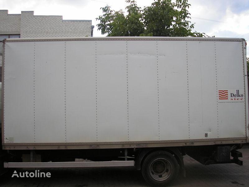 фургон за камион MITSUBISHI canter