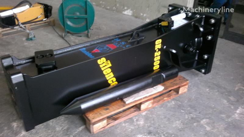 нов хидравличен чук STAR Hammer G 2500S