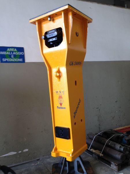 нов хидравличен чук ITALDEM GK 3400S