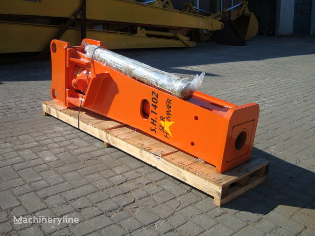 хидравличен чук STAR Hammer SH 1402