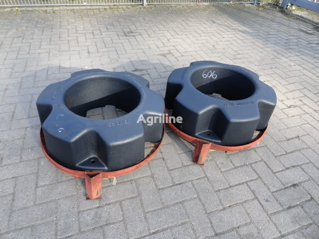 нов противотежест CASE IH Hinterradgewichte CNH 454 kg