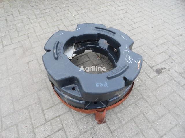 нов противотежест Hinterradgewichte CNH 227 kg