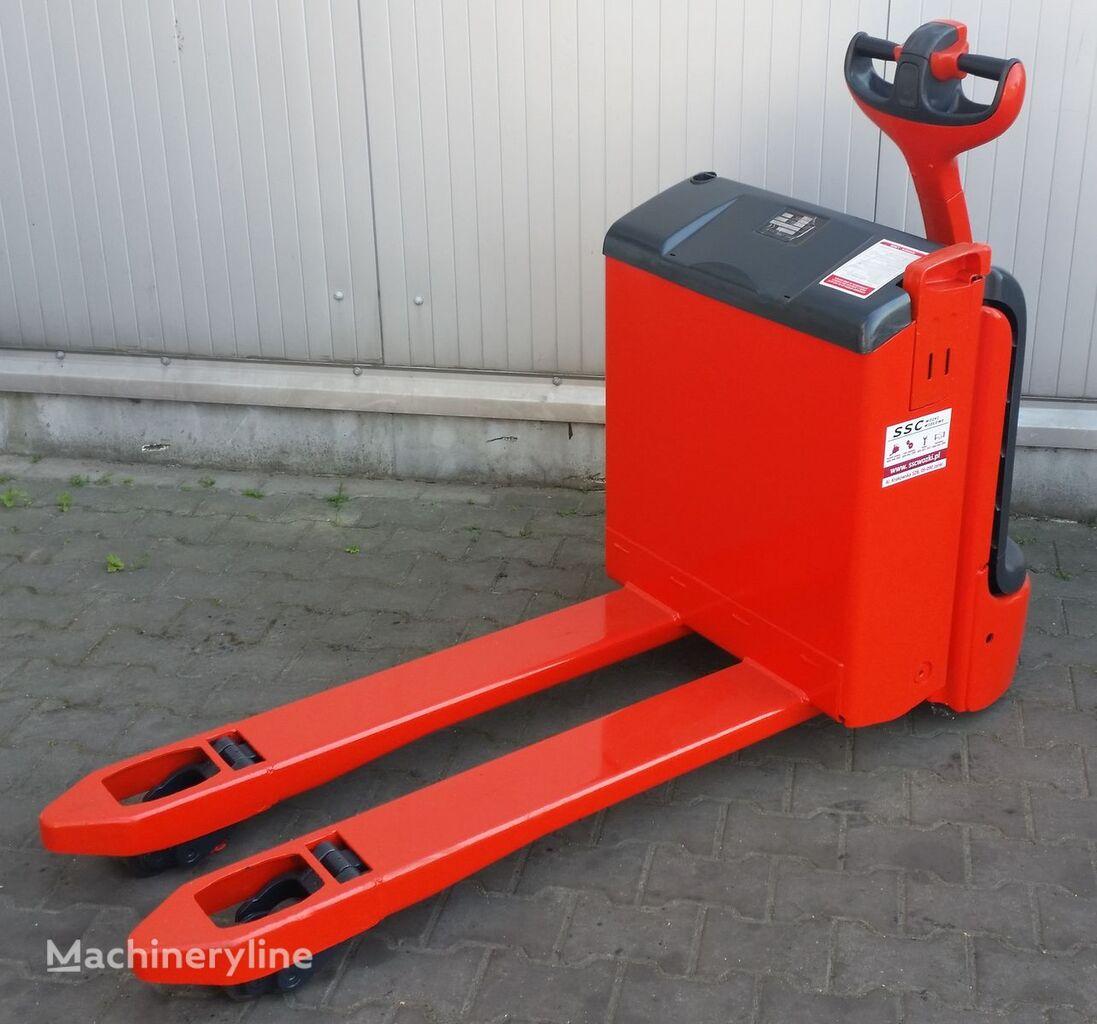 електрическа палетна количка LINDE T18