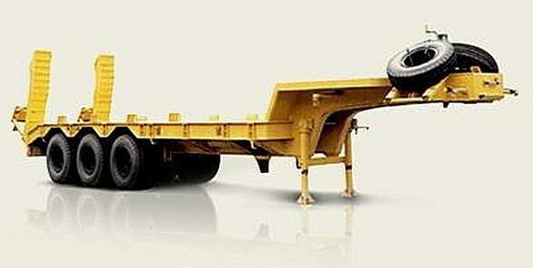 нов полуремарке платформа МАЗ 937900-010