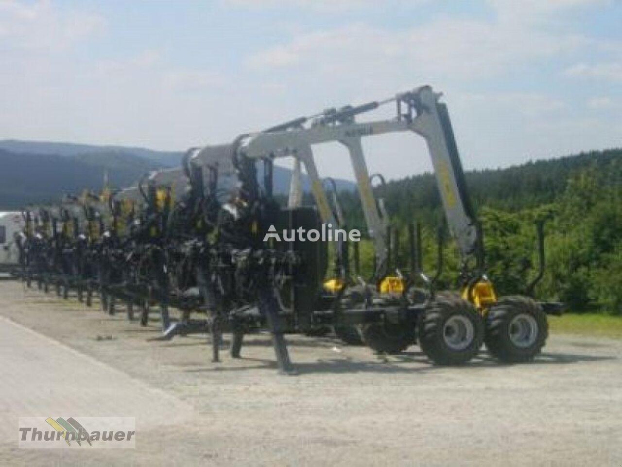 нов ремарке транспорт на дървесина 9T - 15 T