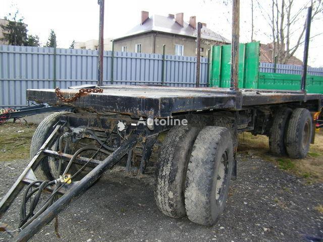 ремарке транспорт на дървесина PV 1612