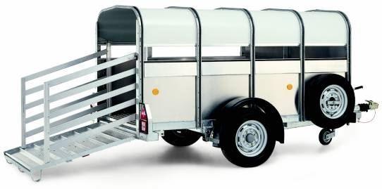 ремарке за превоз на животни WILLIAMS P8