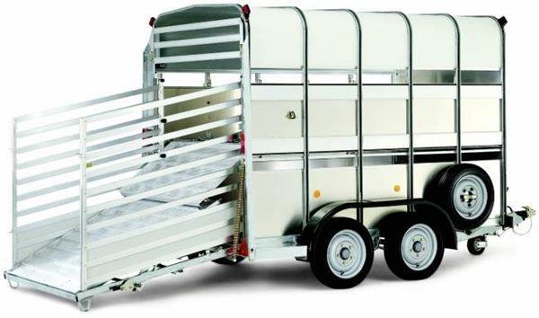 ремарке за превоз на животни WILLIAMS TA510