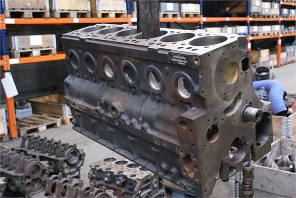цилиндров блок за челен товарач MAN D0826 TFBLOCK