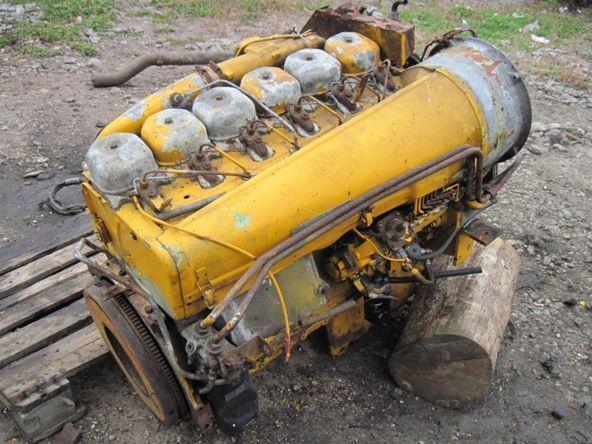 двигател  Deutz BF6L913 за багер