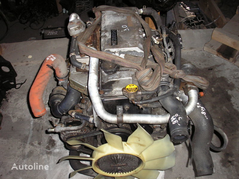 двигател  Mitsubishi 4M42 за камион