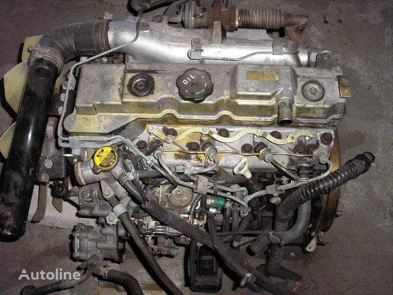 двигател  Mitsubishi 4М40 за камион