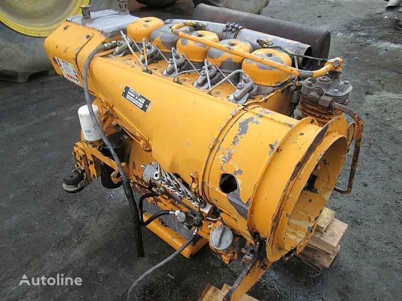 двигател  Deutz f5l912 за багер