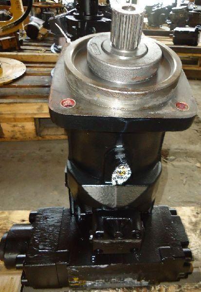 двигател  Drive motor Hydromatik A6VM107 за друга строителна техника A6VM107
