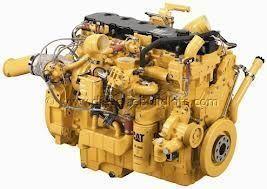 нов двигател за булдозер CATERPILLAR