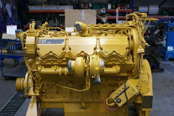двигател за друга строителна техника CATERPILLAR C32