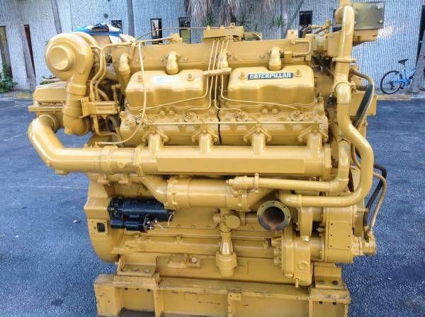 двигател за друга строителна техника CATERPILLAR D379