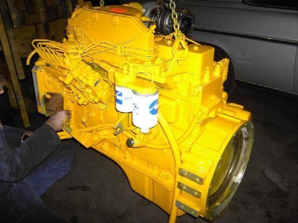 двигател за друга строителна техника CUMMINS 6 BT 5.9