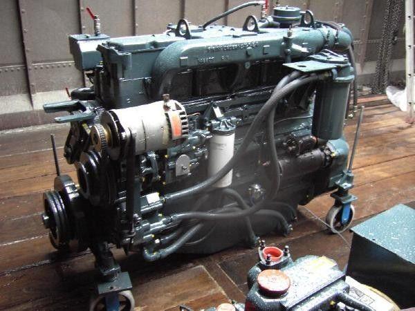 двигател за друга строителна техника CUMMINS NT 855