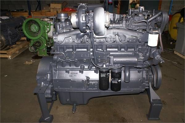 двигател за друга строителна техника CUMMINS NTA855
