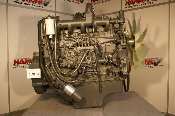 нов двигател за автобус DAEWOO DE12T