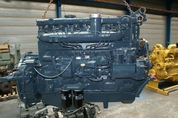 двигател за друга строителна техника DAF DH 825
