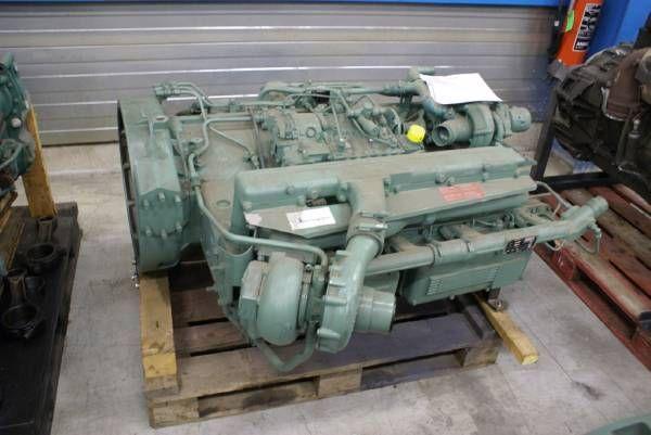 двигател за камион DAF LT 160