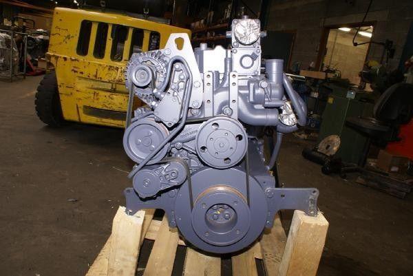 двигател за валяк DEUTZ BF6M2012C