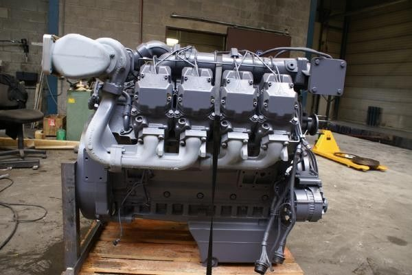 двигател за багер DEUTZ BF8M1015CP