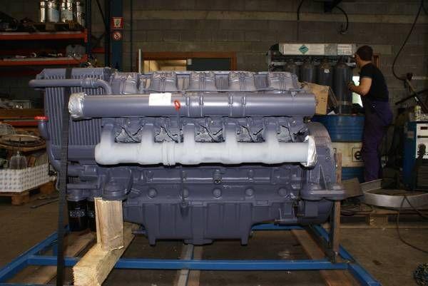 двигател за багер DEUTZ F10L413