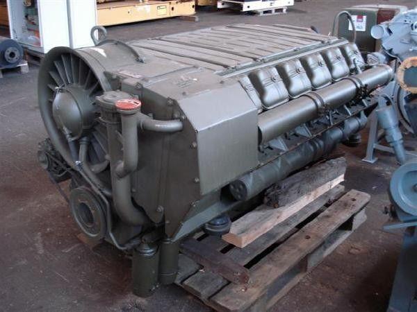 двигател за друга строителна техника DEUTZ F12L413