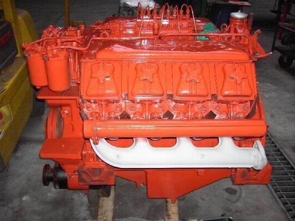 двигател за друга строителна техника DEUTZ F8L714