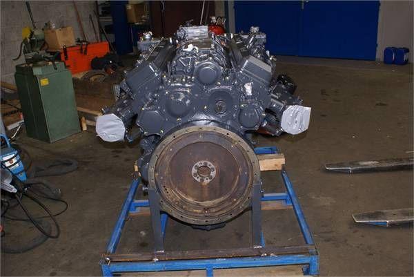 двигател за друга строителна техника Detroit 12V71 N