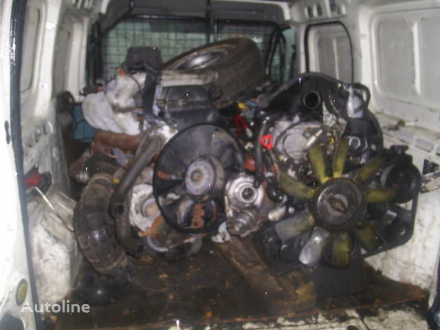 двигател  FORD TRANSIT 125PH за камион FORD TRANSIT
