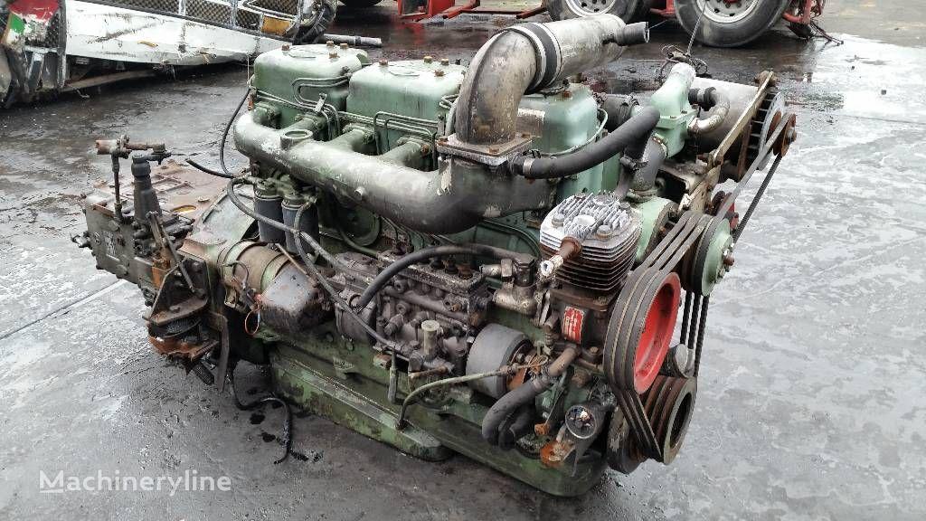 двигател за челен товарач HANOMAG henschel 3 6.80