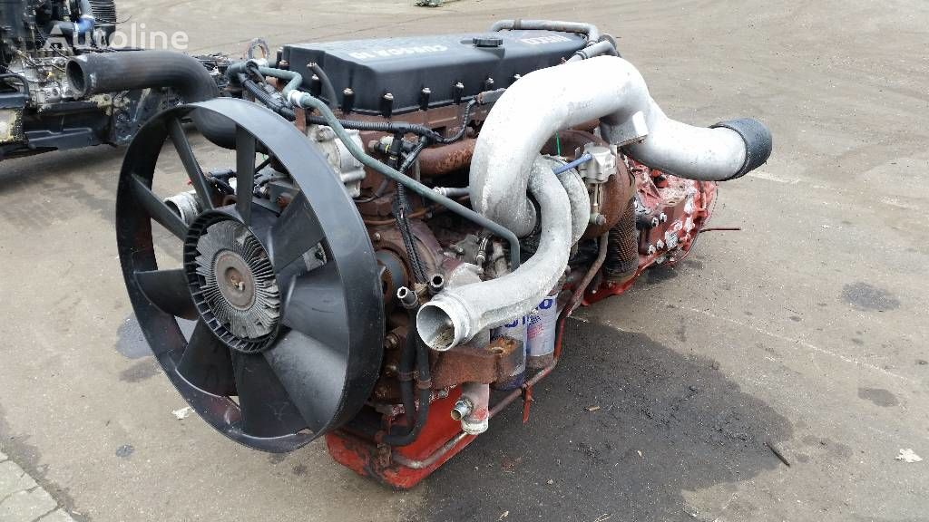 двигател за камион IVECO CURSOR F3AE0681D