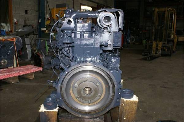 двигател за булдозер KOMATSU S6D102E