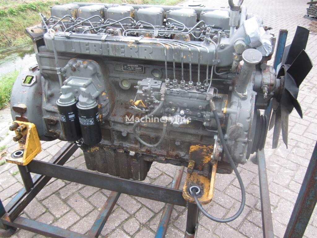 двигател за друга строителна техника LIEBHERR D926NA