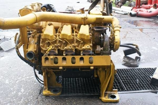 двигател за друга строителна техника LIEBHERR RECONDITIONED ENGINES