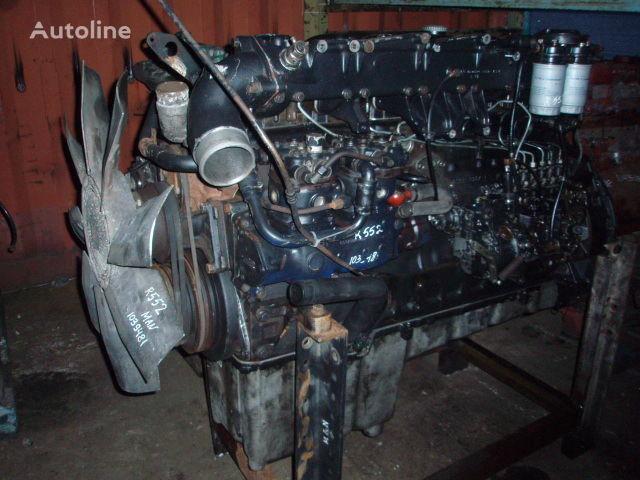 двигател  MAN D2866Lf за влекач MAN