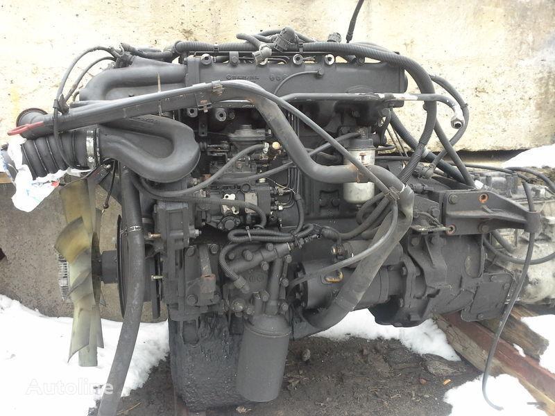 двигател  Мотор МАN 4.6л 163 к.с 114кв простой турбо-дизель 440 тис. за камион MAN