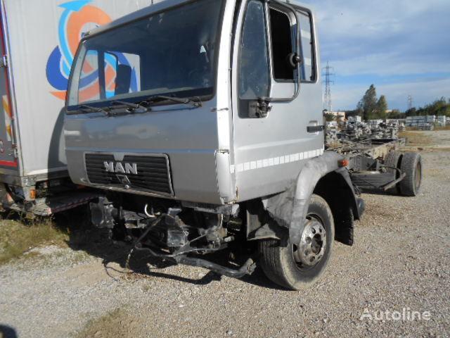 двигател  MAn 14.163 за камион MAN 163