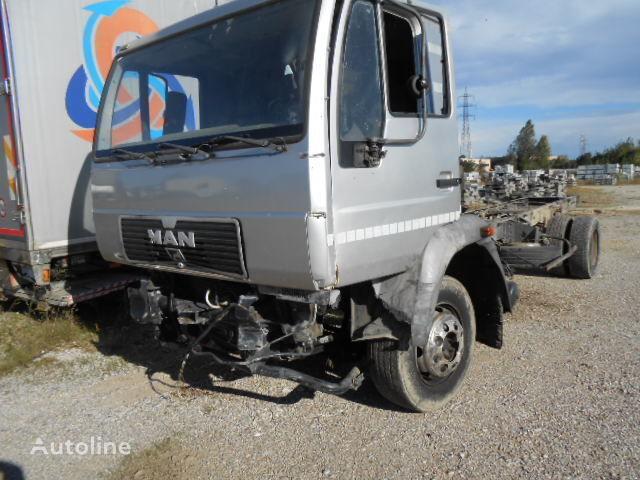 двигател  MAn 14.163 EURO 2 B.J. 1998 KM 400000 за камион MAN 163